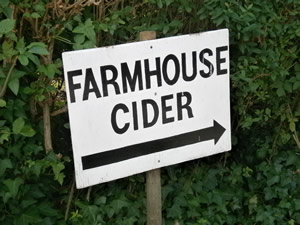 Farmhouse Cider this way