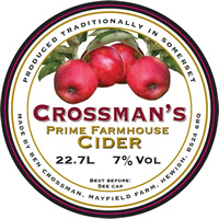 Crossmans Square Label 7%