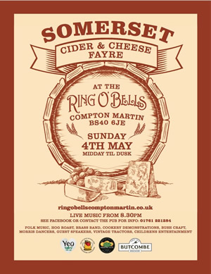 Ring O Bells Somerset Cider & Cheese Fayre