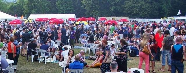 Ealing Beer Festival 2014