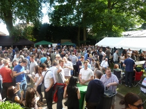 Chorlton Beer Festival 2014