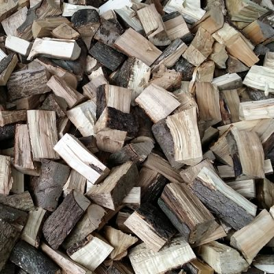 Seasoned Logs