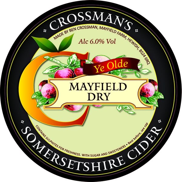 Crossman's Mayfield Dry