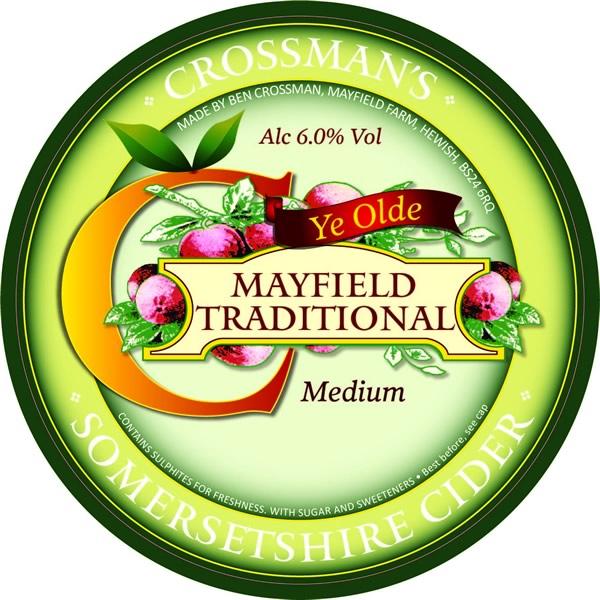 Crossman's Mayfield Medium