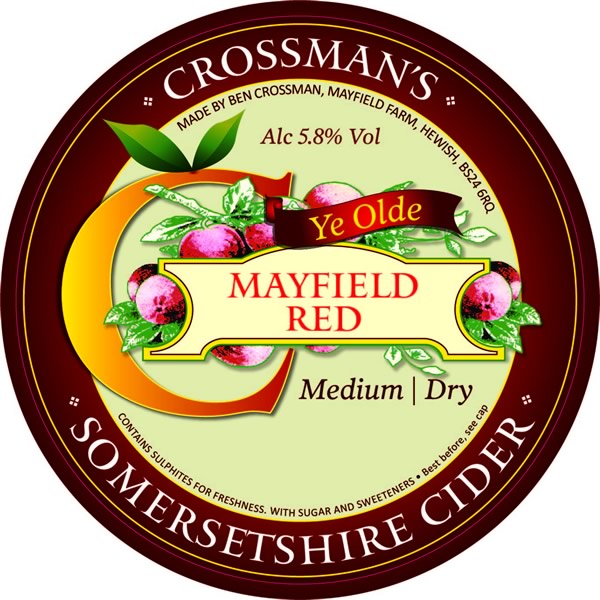 Crossman's Mayfield Red