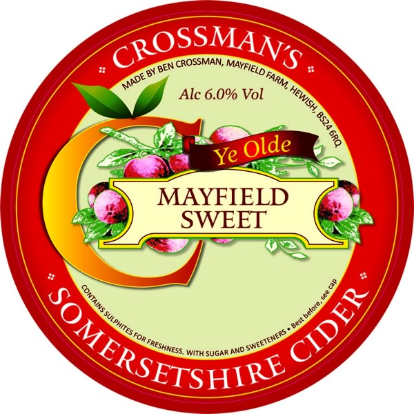 Crossman's Mayfield Sweet