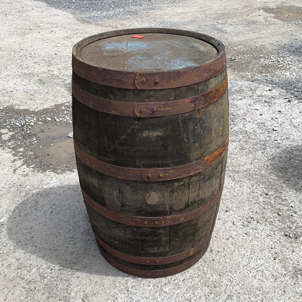Oak Barrel 1
