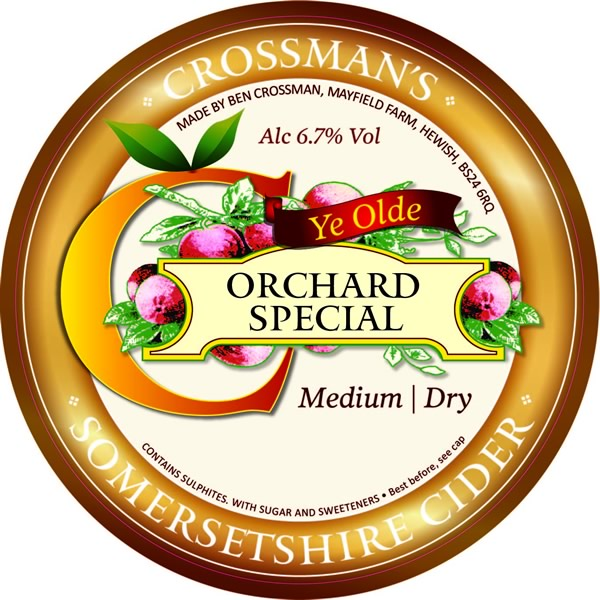 Crossman's Orchard Special